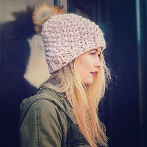 Wella knitted beanie